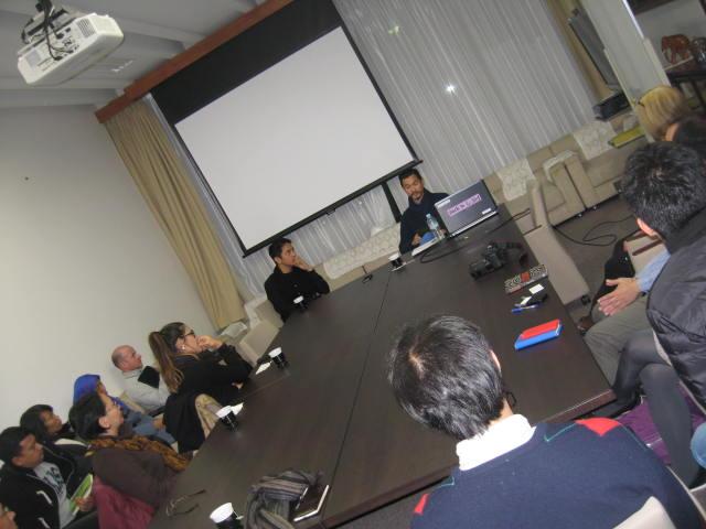 Special Seminar by Dr Miguel Syjuco at CSEAS