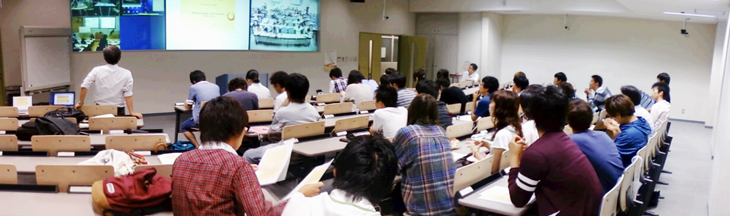 kyoto-keio joint lecture.