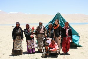 Medical camp in Ladakh, India (4500m above sea level)