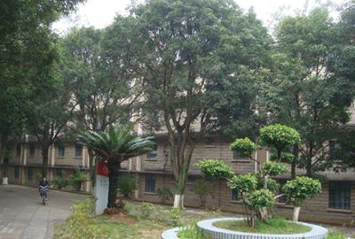 華僑大学キャンパス(中国・泉州)。1960年に帰国華僑の受入れを目的として設立された。