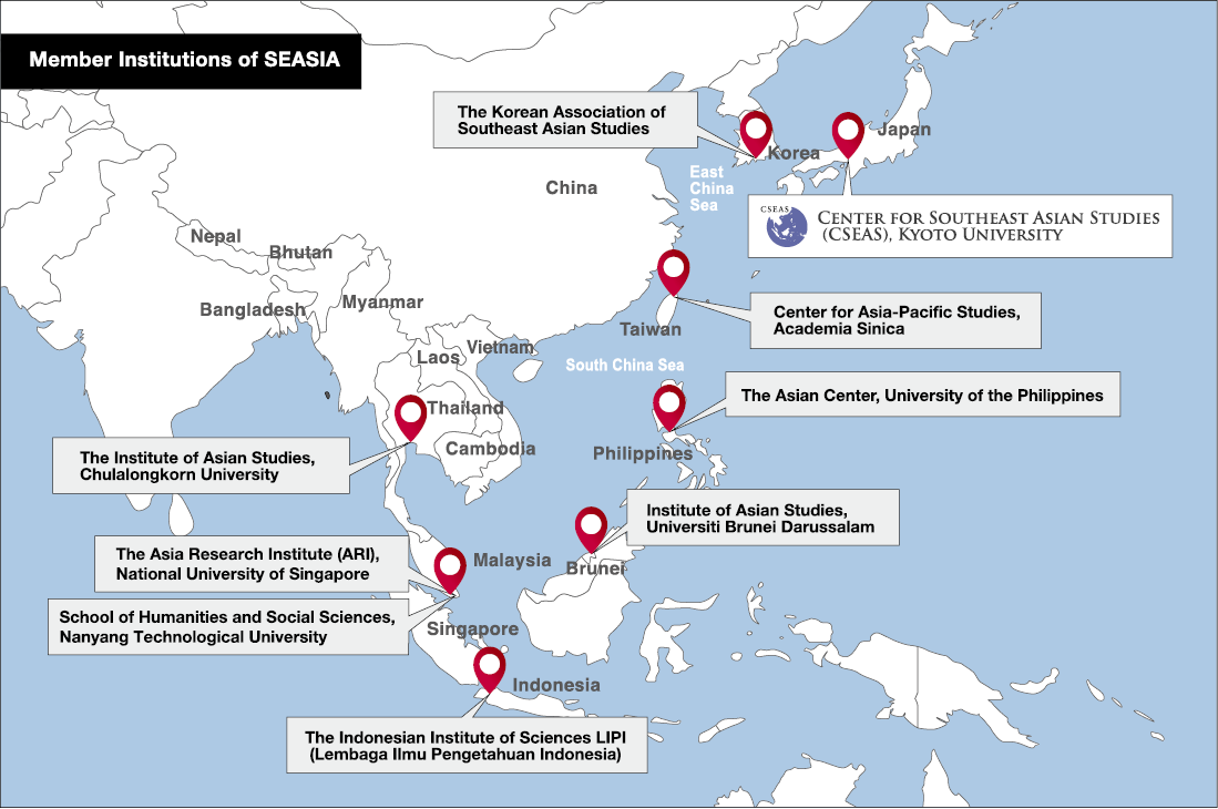 Consortium for Southeast Asian Studies in Asia (SEASIA ...