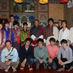 タシガン県知事を表敬 Courtesy call on Trashigang Dzongda