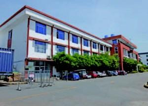 カンボジアの縫製工場