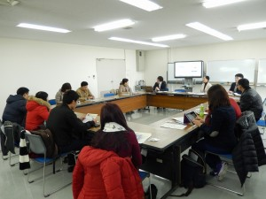 Overview Outline/Learning commons/Repository/OPAC at Main Library, Kyoto Univ.Lectured by librarians of Main Library, Kyoto University