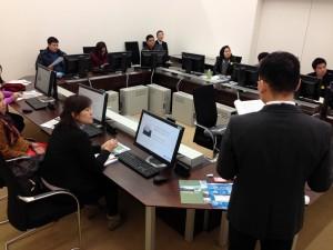 Seminar in Kansai-kan of National Diet Library