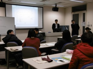 Overviewed Academic information service  of National Institute of Informatics. Lectured by Mr. Yoshida Yukinae and Mr. Maeda Akira1