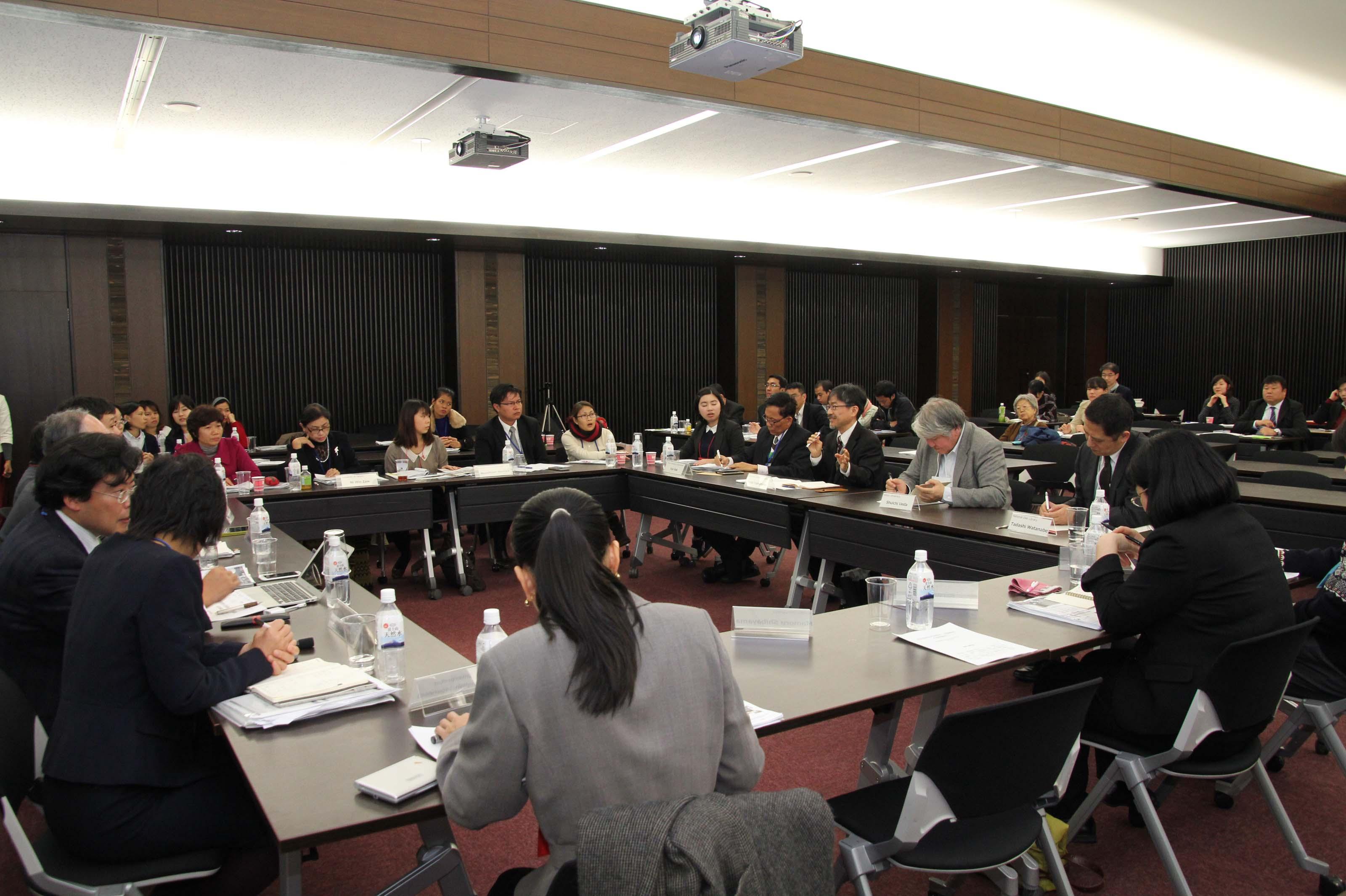 国際ワークショップ「東南アジア地域研究情報資源の共有をめざして」の様子2