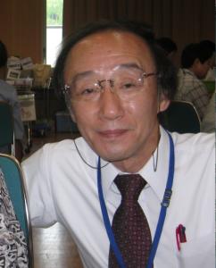 松林公蔵 名誉教授